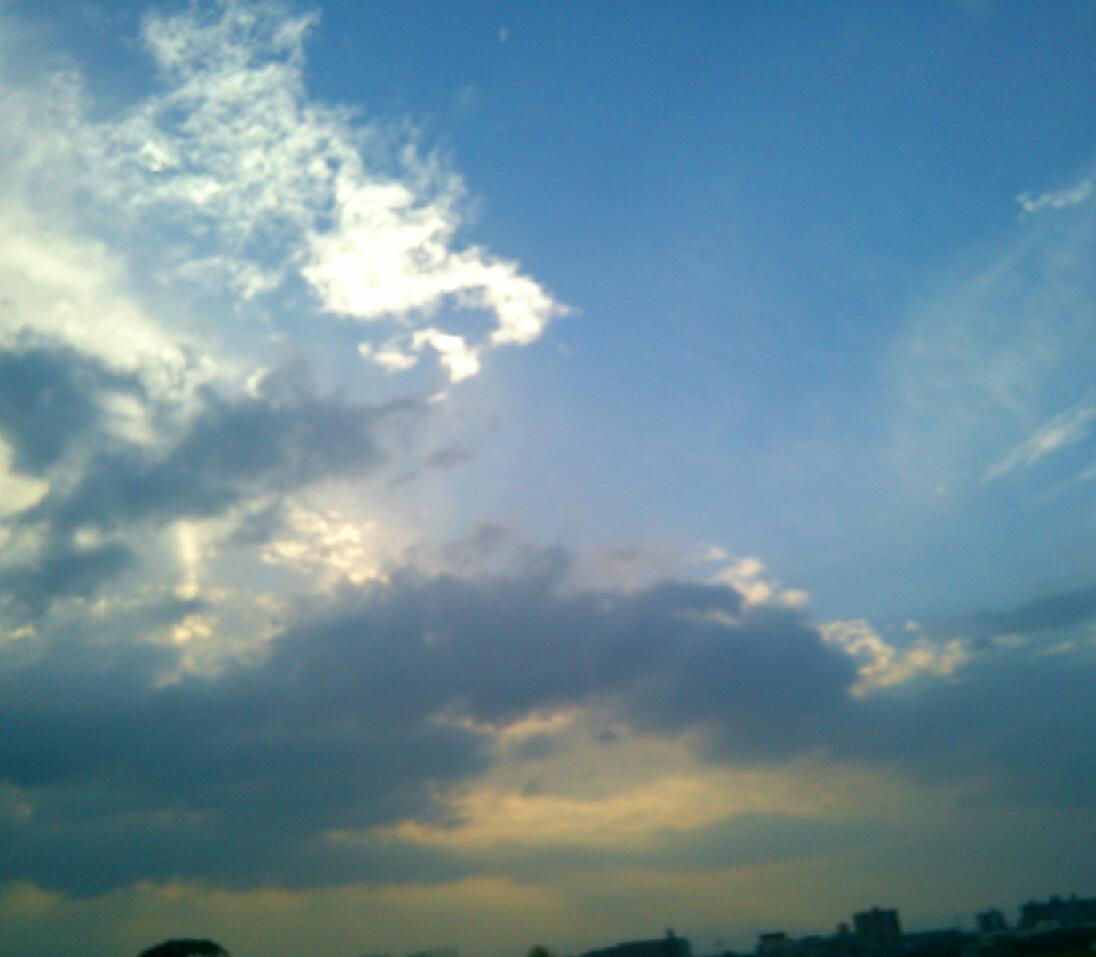いつか見た空